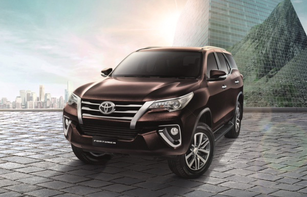 Super Awesome 2016 Toyota Fortuner